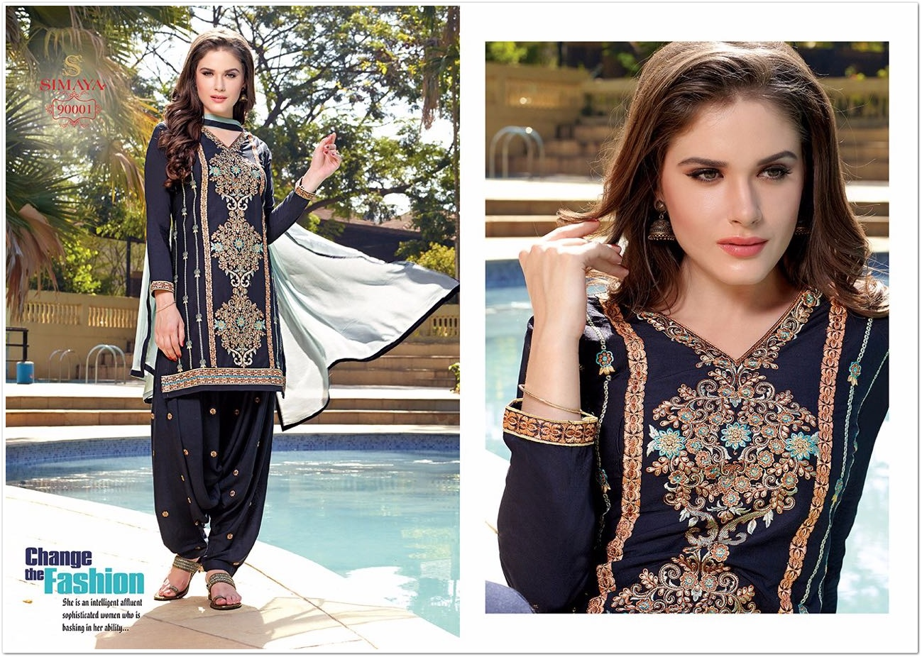 Queen Patiala Designer Salwar Suit