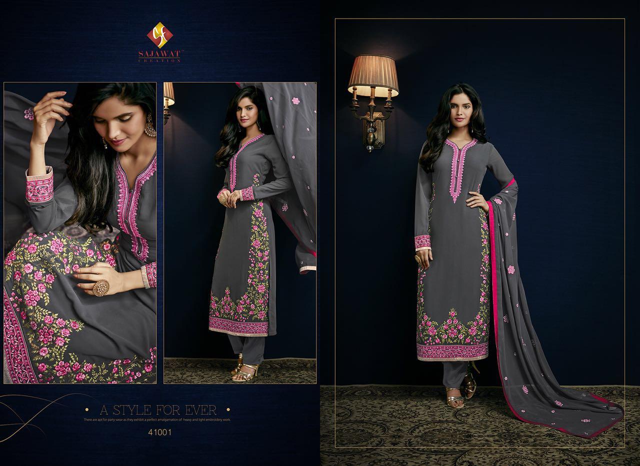 Sf Designer Salwar Suit Vol 3