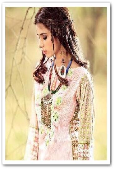 Gul Ahmad Geepsy  Cotton Salwar Suit
