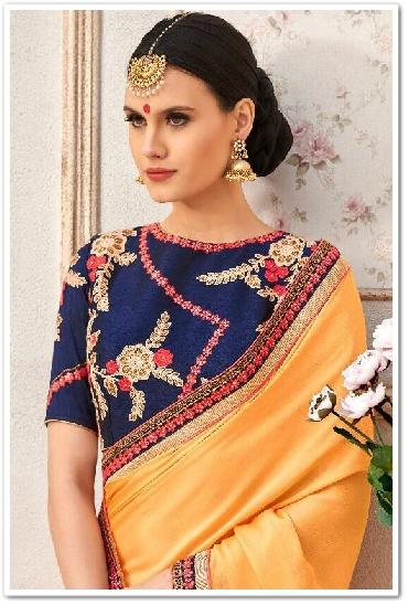 Shobhgyaa Designer Saree