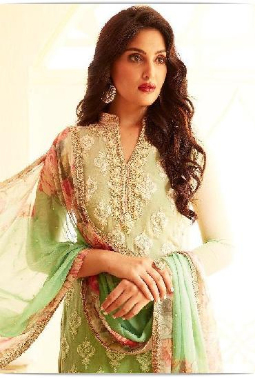 Your Choice B More Chiefly Work Designer Salwar Suit