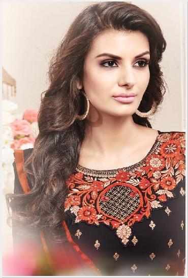 Zaaira Georgette Designer Salwar Suit
