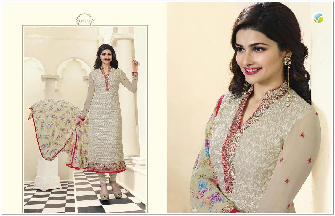 Vinay Prachi Desai Designer Salwar Suit Vol 24